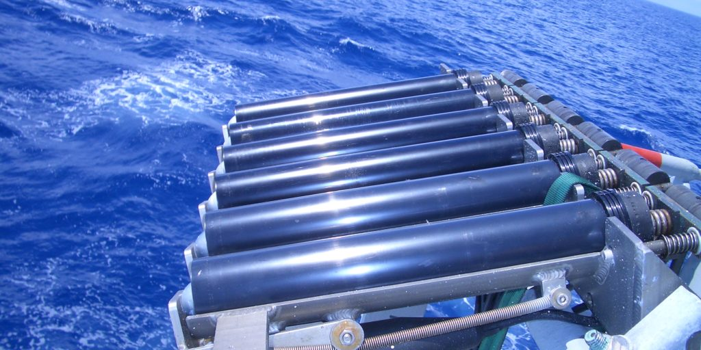 International Quality Controlled Ocean Database: Subsurface